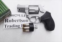 Taurus .38 Special +P Model 85 Ultra Lite Stainless Smith & Wesson Model 637 Airweight Chief copy Snub Nose 38 Spl 2 inch 17 oz Lightweight Alloy New in Box Factory California Compliant 2850029ULFS