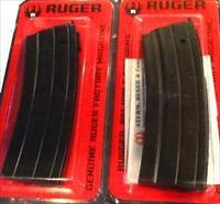 Ruger Mini 14 Factory 30 Round magazines 90035 Blue Steel NIB MAG30 Buy 3 Ships Free!