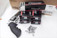 Ammo: .38 Special CCI Blazer 158 grain Lead Round Nose LRN 38 Spl Ammunition Cartridges non +P 3522 Alloy Case