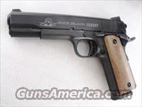 Rock Island 1911A1 AFS Tactical .45 ACP Armscorp 5 inch Parkerized NIB Government Size 45 Automatic 51431