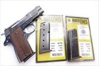 Star PD .45 ACP 6 Shot Magazine Triple K Blue 45 Auto Compact 957M 3 Ship Free!