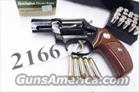 Taurus .38 Special +P Model 85 Ultra Lite with Walnut Combat Grips Smith & Wesson Model 37 Airweight Chief copy Snub Nose 38 Spl 2 inch 17 oz Blue Alloy Excellent in Box Factory Demo 2850021UL