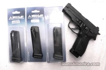 Lots of 3 Sig P228 18 Shot 9mm Mec Gar Magazines NIB Sig Sauer P226 P228  P229 $29 per on 3 or more