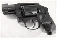 Smith & Wesson .22 Magnum model 351C 2 inch Snub 7 Shot Centennial No Lock Black  S&W 22 Mag CA OK but No LA