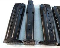 3 Smith & Wesson Factory 17 Shot 9mm Magazine MP9 Pistols M&P 9 High Capacity Steel New Unissued S&W 19440 $ 33 per on 3 S&W 19440