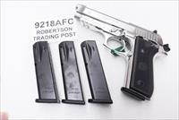 Taurus PT92 PT99 Magazines 18 Shot 9mm Mec Gar Anti Friction Steel NIB PT-92 PT-99 Clip for PT92C can be fitted for PT911 PT915 PT917 Buy Three Ships Free!