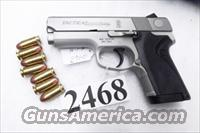 Smith & Wesson .45 ACP model 4553TSW Lightweight Stainless Compact 4500 Series No Rail 1998 Production Excellent in Box with Lock 7 shot 2 Magazines 104560