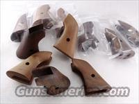 H&R Grips Factory Walnut 1 Piece models 649 949 676 976 No Screw GRHRG Unfinished and Unissued