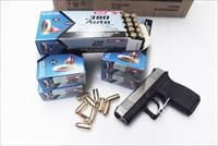 Ammo: .380 ACP Aguila 95 gr FMC 250 Lot of 5 Boxes 5x$14.80