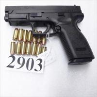 Springfield Armory .40 S&W 13 shot XD40 2 Magazines Excellent in Box 40 Smith & Wesson Caliber XD9102HC 3 Dot