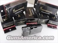 3 Browning BAR Factory 3 Shot Magazines for 7mm Remington Magnum caliber Old Model Pre 1994 B.A.R. 3x$23 No Mk II Browning Automatic Rifle Pre-Mark II Long Action 7 Rem Mag 1320121
