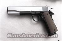 1911A1 Government Series 70 Practical Two Tone Finish Tisas ZIG M 1911 Turkish Steel .45 ACP NIB 45 Automatic