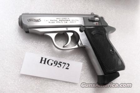 Walther .32 ACP PPK/S-1 Exc to Near Mint 1 Maga... for sale