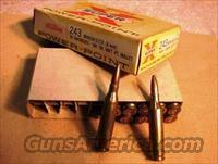 Winchester-Western Power Point .243 1960s VG 11 Rds & Box