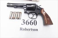 Smith & Wesson .357 Magnum Model 13-4 Blue 4 inch Heavy Barrel 1991