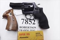 Astra Spain .38 Special Police model Large Frame Revolver 6 Shot 3 inch Blue Steel 2 Sets of Grips Very Good 1986 Guernica Vitoria Basque Municipal Police Issue +P OK