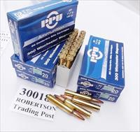 Ammo: .300 Winchester Magnum 180 grain Soft Point Prvi Partizan 100 round lots of 5 boxes 5x$19.80 TR&Z Brass Case 300 Win Mag Ammunition Cartridges PPA300180