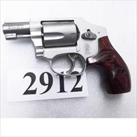 S&W .38 Special +P Centennial Airweight 642-2 Ladysmith Stainless Exc 38 Spl Smith & Wesson 163808  Spl Model 642 No A no CA