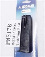 Ruger 9mm P85 P89 P93 P94 P95 Mec-Gar 17 round High Capacity Magazines New Polished Blue Steel RP8517B Buy 3 Ships Free!