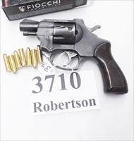Astra FIE .32 S&W Long 7 Shot model 5000 Guardian Snubnose 2 inch Revolver 1971 Production Astra Parts in US Frame