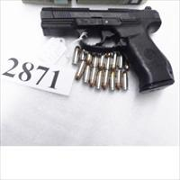 S&W 9mm Model SW99 Walther 17 Shot 1 Magazine Issue Box Plymouth CT Police 2003 Smith & Wesson P99 Variant 149072