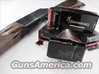 Browning BAR Factory 3 Shot Magazine for .300 Winchester Magnum caliber Old Model Pre 1994 B.A.R. No Mk II Browning Automatic Rifle Pre-Mark II Long Action 300 Win Mag 1320131