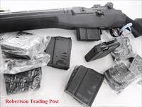 10 Springfield Armory M1A .308 Norinco M14 Mossberg MVP 10 Shot Magazines New KCI Korean Blue Steel M1-A M-14 Ten Round CA OK
