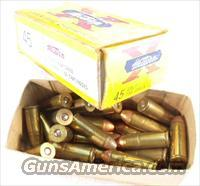 Ammo: .45 Colt 24 rounds 255 Winchester Lubaloy Vintage 1960s Box