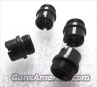 Colt Government Blue Grip Screw Bushings Set of 4 any 1911 JMA4518B fit Officers Armscor AOC Kimber any 1911 Family Pistol