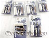Muzzleloader Ramrod End Kit Swab Jag Ball Puller Patch Puller 50 Black Powder DAK Gunmaster brand NIB
