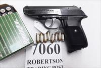Sig Sauer .380 ACP P230 Blue 8 Shot 1982 German Interarms Import VG 8 Shot 1 Magazine Israeli Issue Century Reimport 230380B