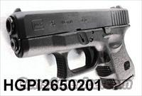 Glock 9mm Model 26 Subcompact 3rd Gen NIB with 2 10 Round Mags M26 Third Generation