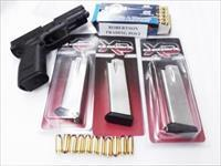 10 Springfield Armory XD .40 S&W caliber XD40 Factory 12 Shot Hi-Cap Magazine New XD5011 WILL NOT FIT XDM. Ships Free!