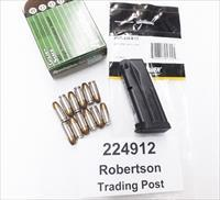 Sig Sauer P224 9mm Factory 12 Shot Magazines MAG224912 for 224 Sub Compact Pistols New NIB 224912 Twelve Round