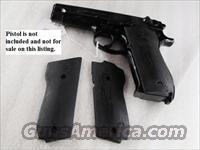 Grips for S&W model 39 439 639 Triple K Ebony finish hardwood GR1951G with Smith & Wesson Logos NIB
