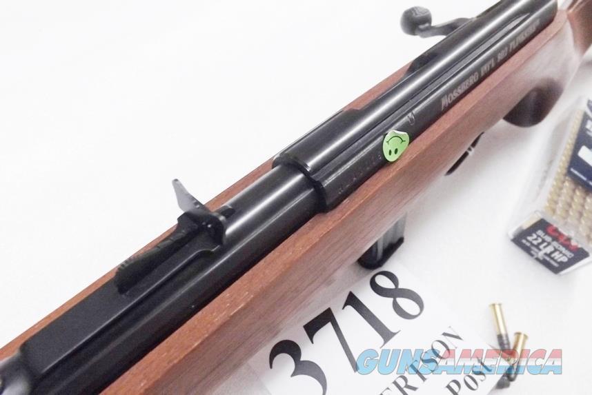 Mossberg 22 Lr Model 802 Plinkster Bolt Action For Sale