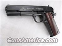 Rock Island 1911A1 9mm Armscor Government 5 inch Parkerized NIB 51615