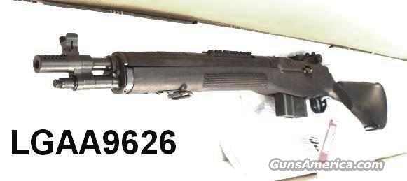 Springfield Armory  308 M1-A Scout SOCOM 16 inch Synthetic NIB M1A 7 62  NATO 762 308 S O C O M  AA9626 California Compliant