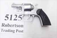 Clerke .32 S&W Revolver Clerke First 2 1/2 inch Nickel or Chrome Pot Metal 32 Smith & Wesson Short Caliber 5 Shot 1973 Production