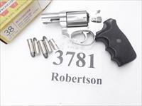 Rossi .38 Special Model 88 Stainless Interarms 38 Special 1997 Pre Lock