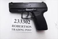 H&K 9mm model P2000 Compact Variant 1 New Unfired in Box 2013 Production All German Test Target 2 13 round magazines 233302