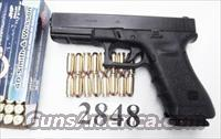 Glock .40 S&W Model 22 Night Sights 3rd Gen 2007 Lynn MA PID with Factory Box 1 Mag 40 Smith & Wesson Caliber