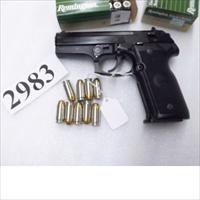 Beretta .45 ACP model 8045F Cougar 9 Shot DA SA total 2 Mags WI Dept of Corrections 1998 First 1st Year of Production 45 Automatic