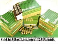 Ammo: 9mm Remington Golden Saber 125 rd 5 Box Lot at $19.80 per box