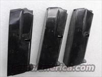 Lots of 3 or more Taurus model PT111 Pistol 9mm Factory 10 Shot Magazines Blue Steel Flat Plate New Takeouts
