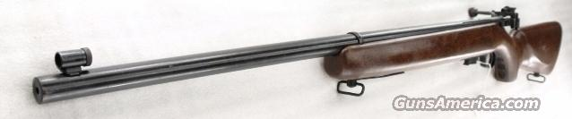 Mossberg  22 LR model 144 LSB Match Grade Target Rifle Trainers' Descendant  Excellent ca  Late 1960s