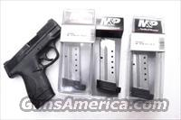 Smith & Wesson M&P Shield .40 S&W Factory 7 Shot Magazine Stainless 19934 MP40 Extension Plate