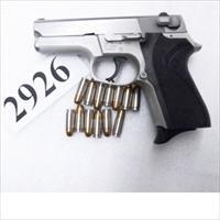 Smith & Wesson 9mm model 6906 Lightweight Stainless 13 Shot Compact 3 Dot 3 Safeties 1 Magazine 108211 S&W