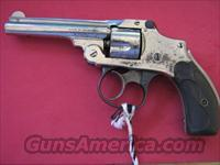Smith & Wesson 32 Hammerless 2nd Model