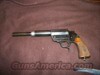 Walther .410 single shot pistol